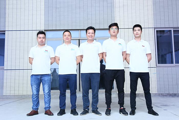 生产部团队