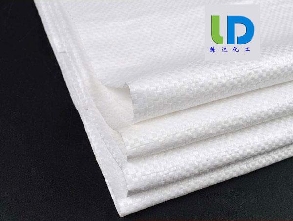 编织袋用哪款型号的荧光增白剂不泛黄,不析出?