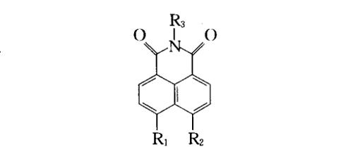 1,8 -萘酰亚胺类荧光增白剂的合成路线